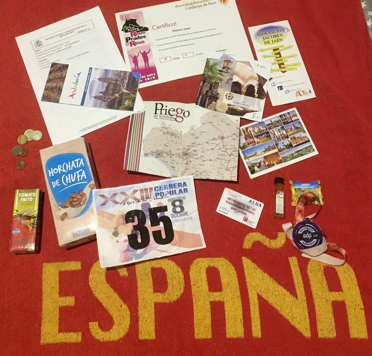 Discover real Spain